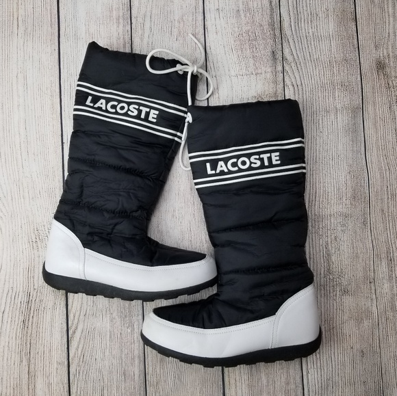 ef72ed115115 Lacoste Womens Snow Boots
